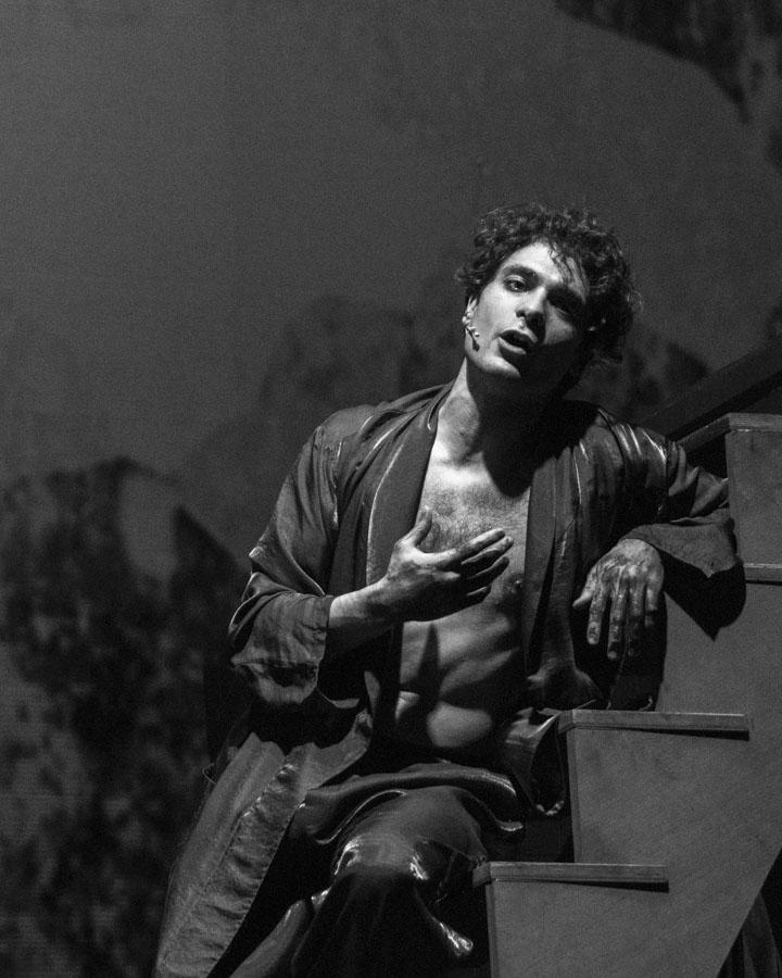 Dorian Gray La bellezza non ha pietà