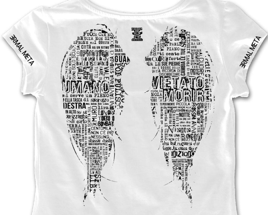 T-Shirt Ali v2 Bianca Donna