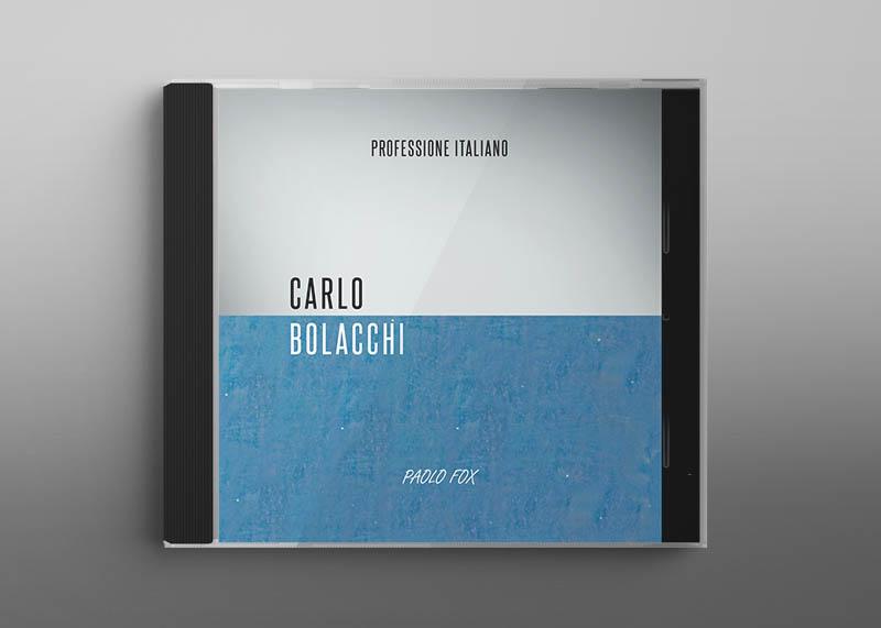 Carlo Bolacchi - CD cover