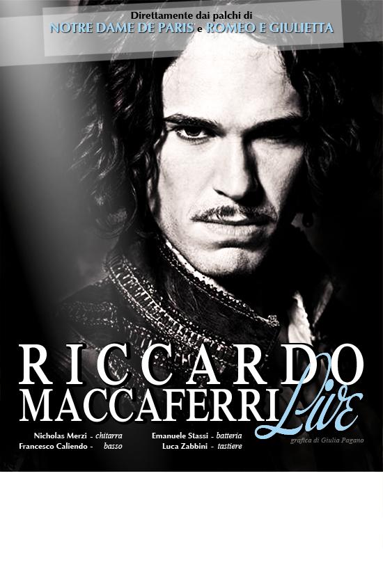 Riccardo Maccaferri Live