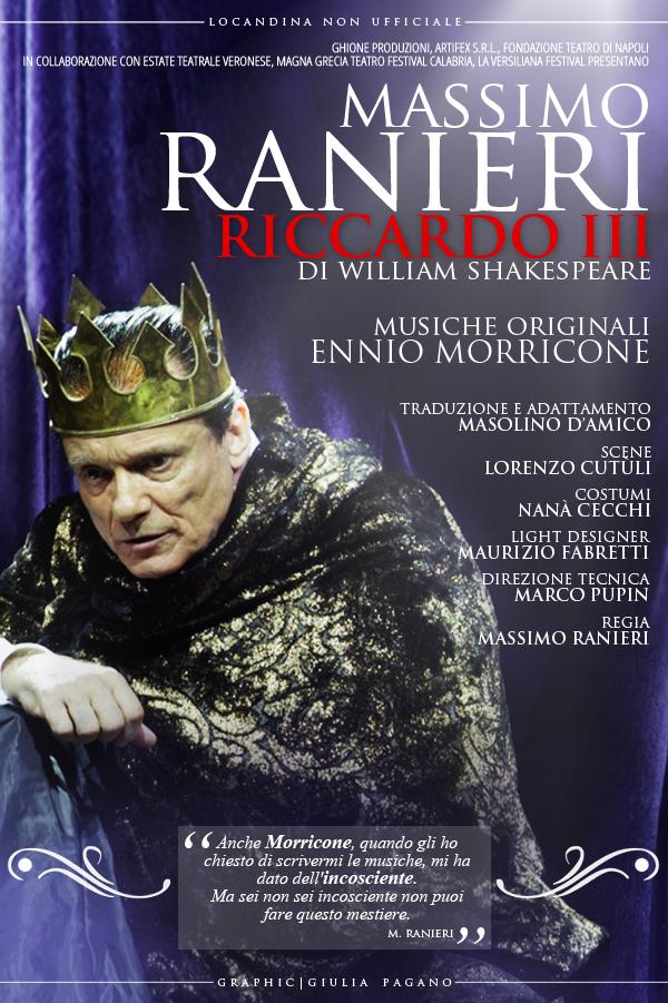 Riccardo III - Fan Art