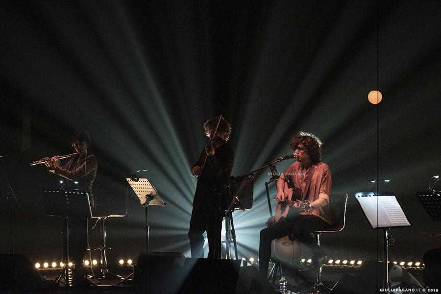 Ermal Meta feat Gnu Quartet